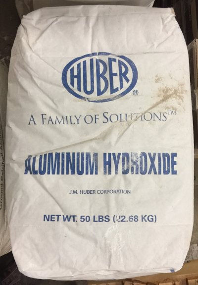 Original Container Bag of Alumina Hydroxide