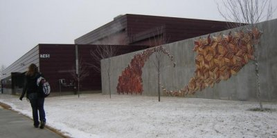 Outdoor murals and freeze-thaw failure (spalling)