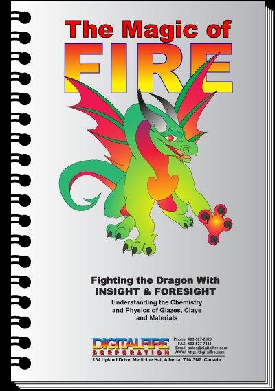 Magic of Fire book