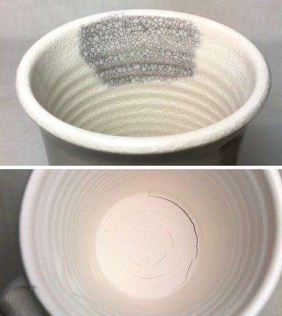 Two reasons why porcelain recipes need silica