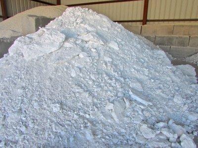Dragonite Halloysite crude material