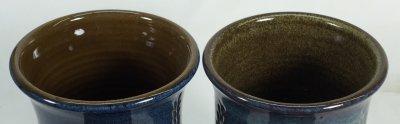 Tin oxide stops crystallization in GA6-A Alberta Slip base glaze