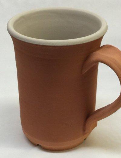 Should I glaze the outside of this mug now? Why no?